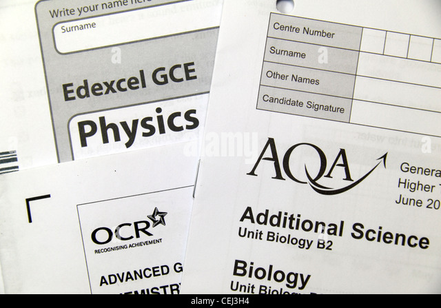aqa science coursework ums Ocr utlise the uniform mark scale/score (ums) when calculating your final qualification grade.