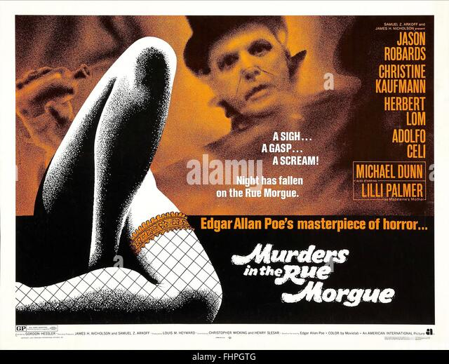 critical essays on murders on the rue morgue Free unsolved murders papers, essays the murders in the rue morgue by edgar allan to help the reader follow the reading through the use of critical thinking.