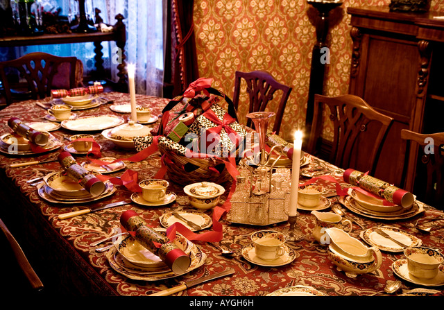 Сервировка стола в индии
