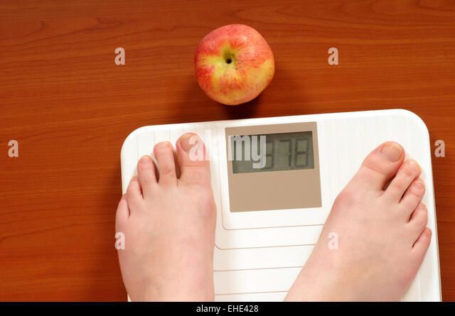 Фото на весах 53 кг