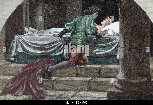 an act scene in william shakespeares romeo and juliet