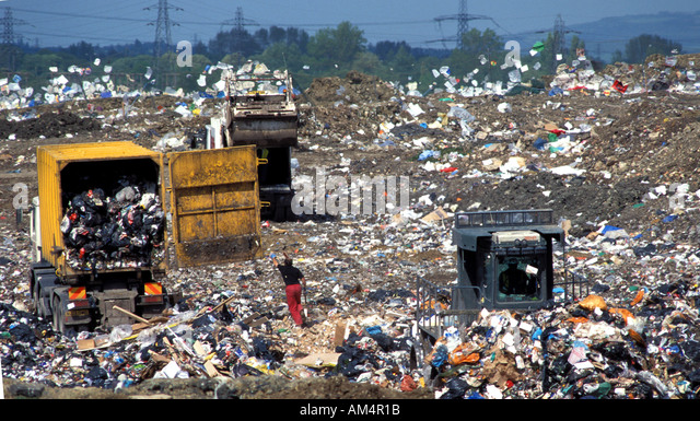 an analysis of the choosing of a landfill site
