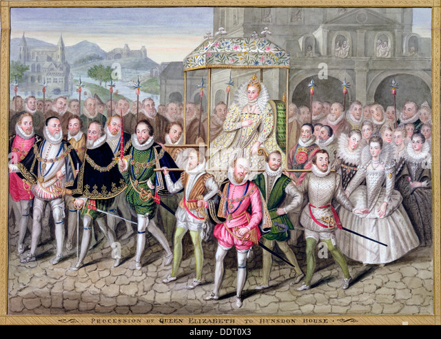 culture and society in elizabethan england