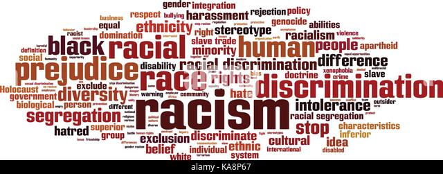 personal view racial discrimination