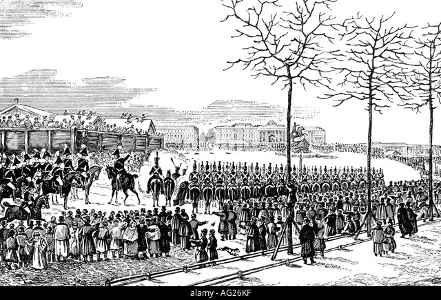 an overview of the infamous decembrists revolt of 1825 The decembrist rebellion the wave of revolutionary violence rolling through southern europe reached russia after the supposed death of tsar alexander i on november 19, 18251 during the interregnum, on december 14, a group of army officers attempted to seize power in st petersburg.