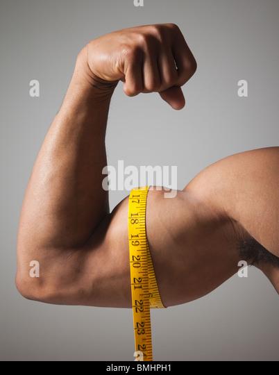Cartoon female muscle domination