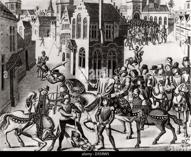 english peasants revolt 1381