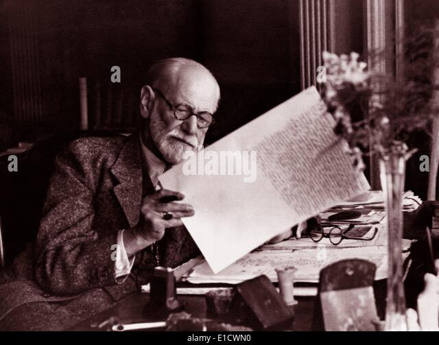 a report on sigmund freud an austrian neurologist and the founder of psychoanalysis and his book civ