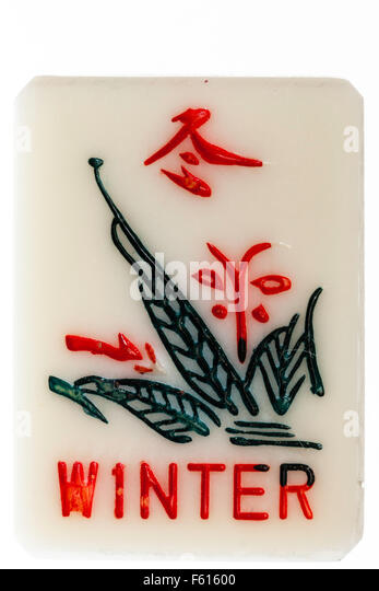 http://c7.alamy.com/zooms/2eedc3bfddde4b388e38634f2c4463ff/mahjong-chinese-gambling-game-part-of-the-four-season-set-winter-tile-f61600.jpg