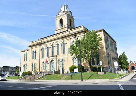 Robertson County Courthouse Springfield Tennessee - Stock Image