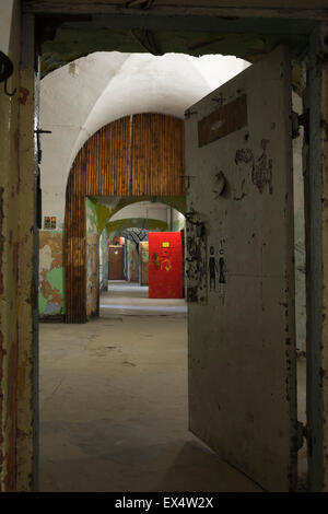 Patarei Sea Fortress Prison Museum in Tallinn Estonia - Stock Image
