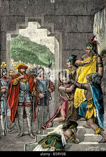Inti Sun God of the Inca Spawned the First Rulers of An