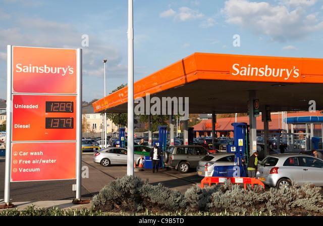 marketing and petrol