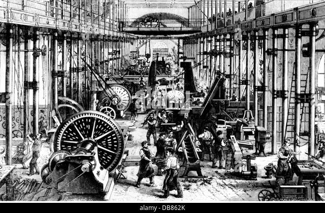 an overview of the factory workers in lowell factory By 1900 competitive pressures and technological developments had dramatically changed the working conditions of lowell millhands in every department of the mills, fewer workers tended more machinery in 1900 than in 1840.