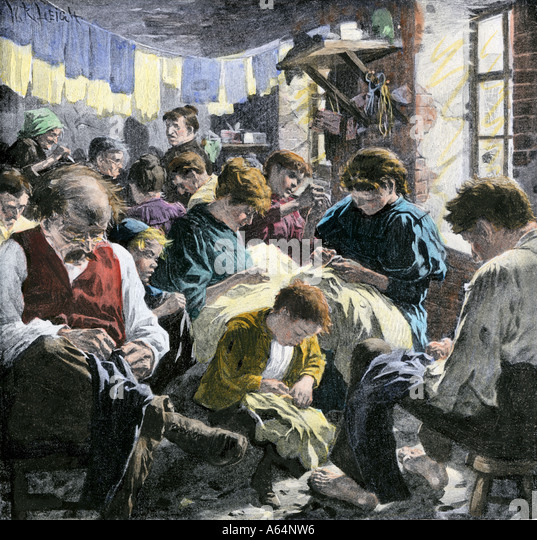 child labour 19th century