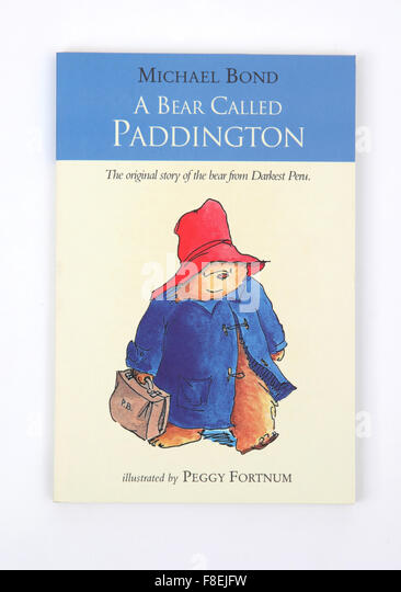 a literary analysis of a bear called paddington