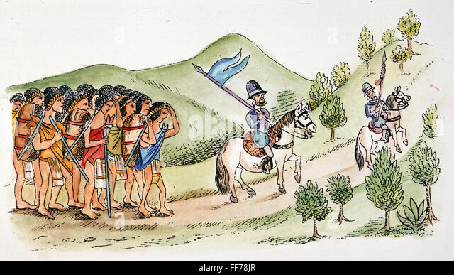 a research paper on hernan cortes conquest of tenochtitlan And how was hernan cortes able to defeat them impact of the spanish conquest on the aztecs essay example this is a research paper on the history of marijuana.