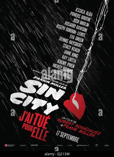 an analysis of the film sin city