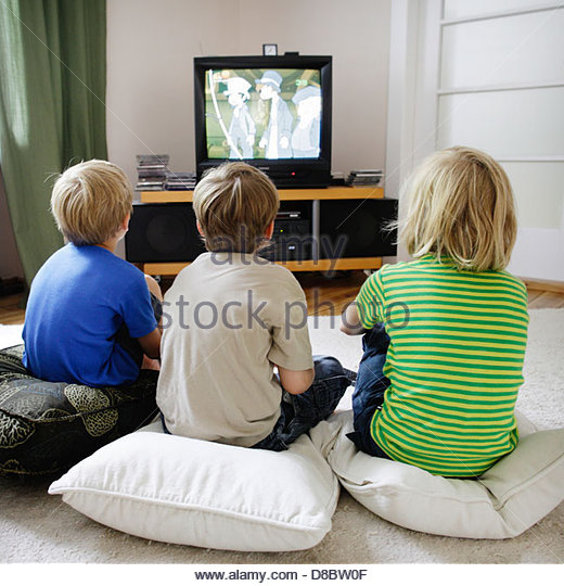 effects of television to children