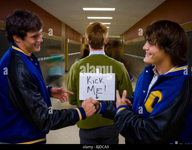 high school and jocks