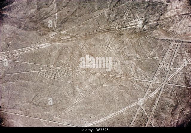 Pigeon point geoglyph