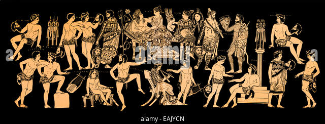 greek mythology and dionysus essay