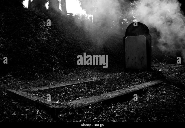 Romania - Transylvania: Sighisoara Cemetery - Stock Image