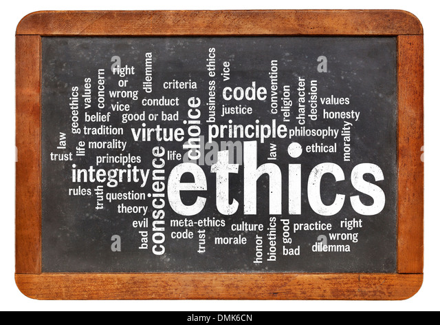the six ethical principles of a professional organization