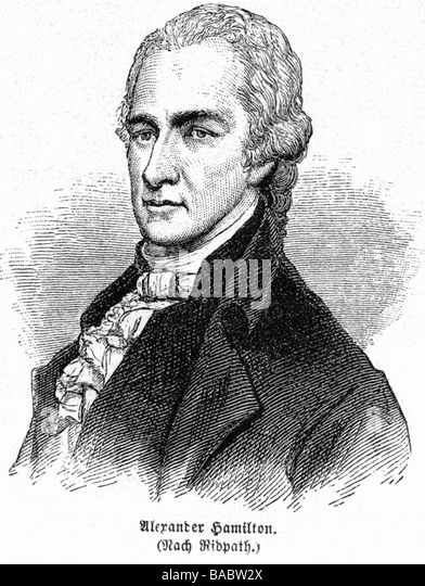 an overview of the personality of alexander hamilton an american politician