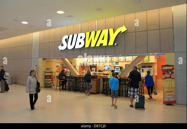 an operational analysis of subway restaurants