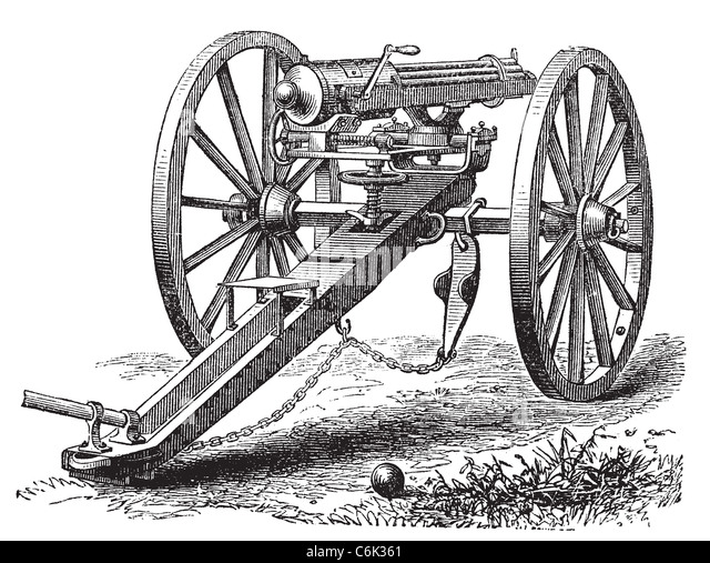 the invention of the gatling gun Welcome to my mhd project this project contains information concerning the invention of the gatling gun and how it has been innovated over time, as well as how it has impacted warfare since its creation.