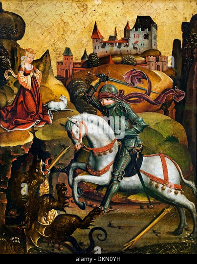uccello saint george and the dragon essay Raphael imitated his master closely both of these images of st george fighting the dragon were painted when the artist was in his early twenties.