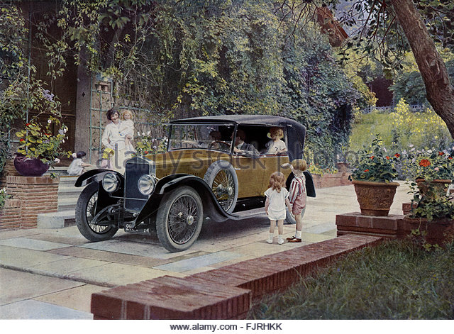 automobiles in the 1920s essay