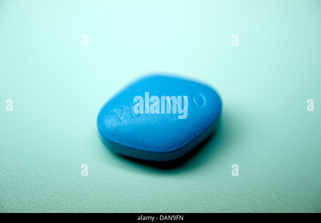 Viagra Blue Genuine Cut
