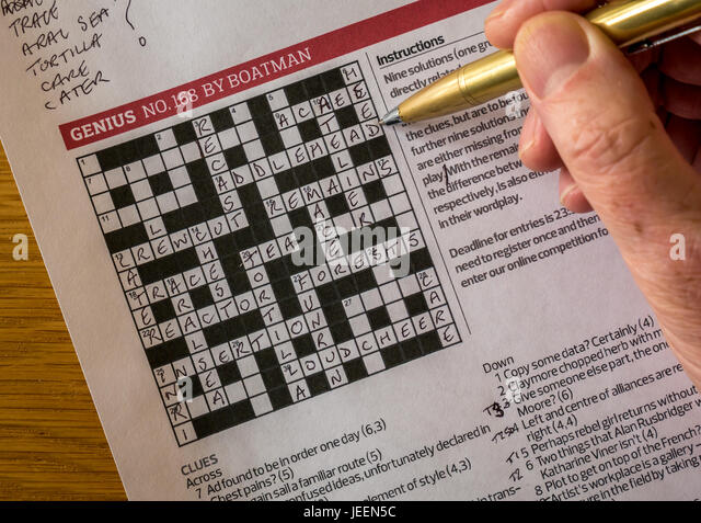 solving-a-complicated-crossword-puzzle-i