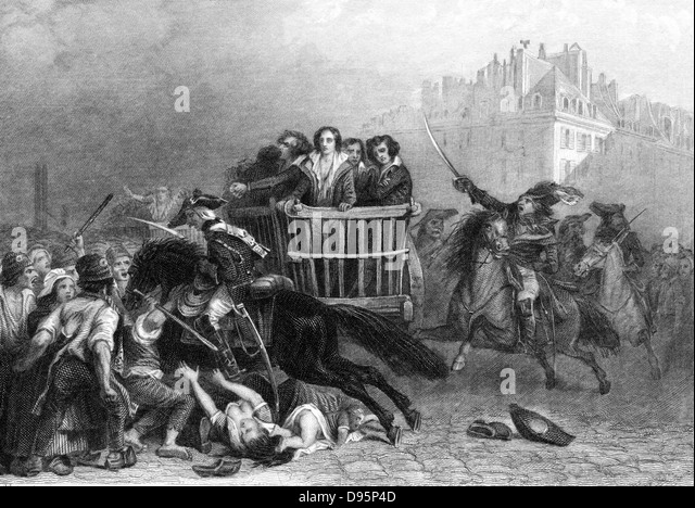 reign terror during french revolution Whether this infamous violence existed at the birth of the revolution or only during the terror french revolution reign of terror the french monarchy in the.