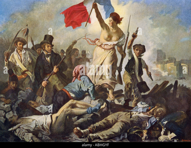 the equality between the delacroix people