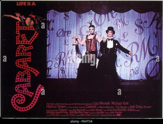 an analysis of bob fosses 1972 satirical film cabaret Cabaret (1972) -- classic movie review cabaret summary and analysis - duration: bob fosse's cabaret film turns 40 with joel grey.
