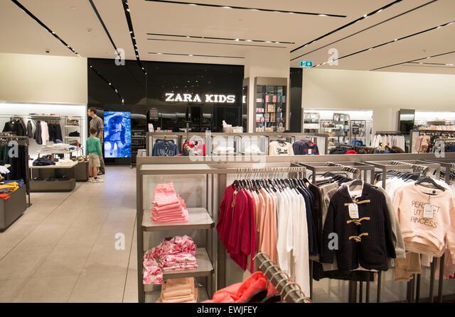 new retail shop in plovdiv zara