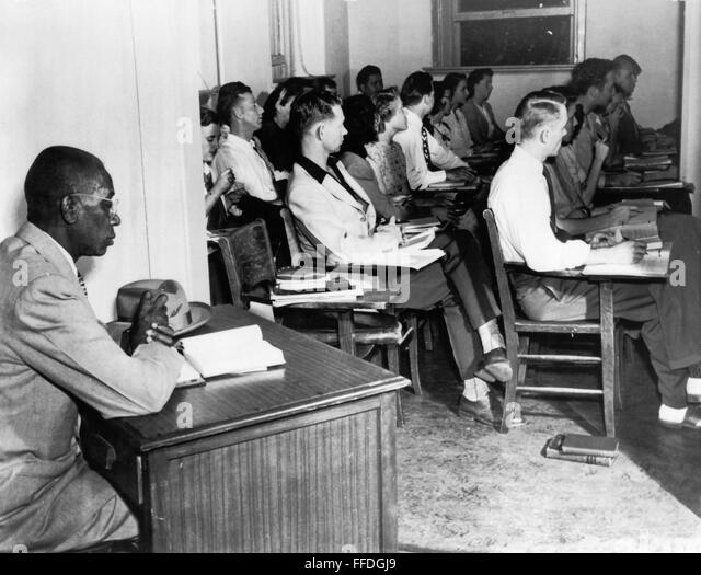 african american segregation in the 1930s