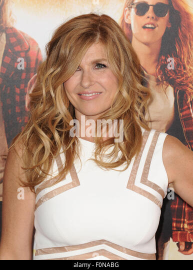 Los Angeles, California, USA. 18th Aug, 2015. Connie Britton attending the Los Angeles Premiere of ''American - Stock Image