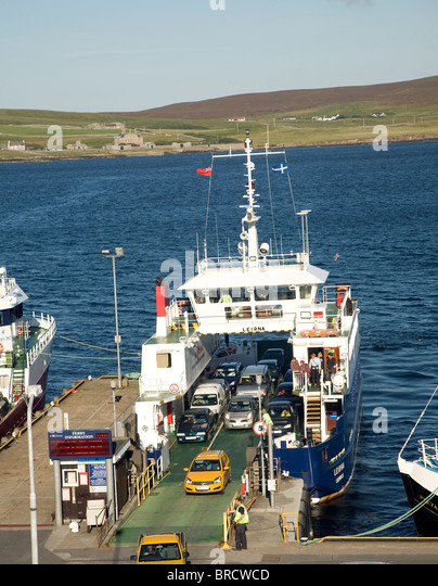 lerwick bressay ferry times