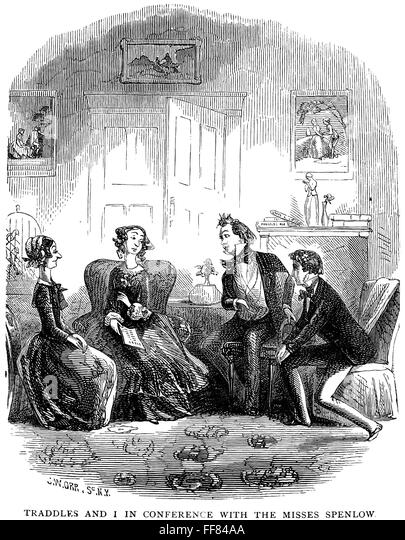 the contrast between james steerforth and tommy traddles in david copperfield by charles dickens Read charactars of the story from the story david copperfield by charles dickens by abeertarek james steerforth - a tommy traddles - young david's.