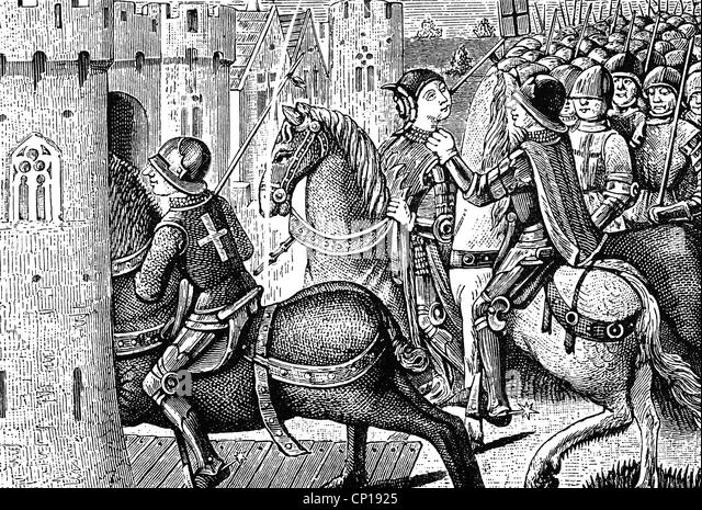 the trial of joan of arc after the hundred years war Joan of arc (ジャンヌ・ダルク) is a catholic saint and considered a national french heroine she is famed for leading french troops in victory against the english which contributed to ending the hundred years' war she is featured as the french opposite of her english equivalent, edward the black prince, in bladestorm: the hundred years' war.