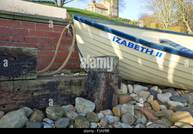 old-rowing-boat-park-display-filey-north