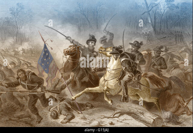 an overview of the infamous battle of shiloh in 1862