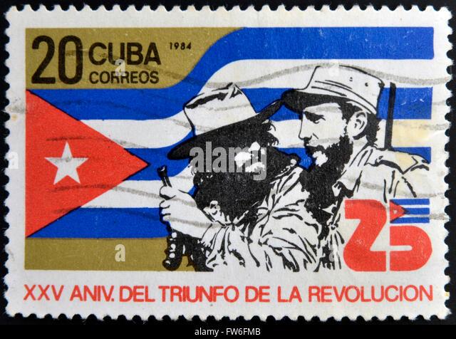 Кубинская революция открытки 43
