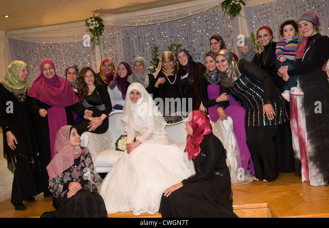 Modern egyptian wedding