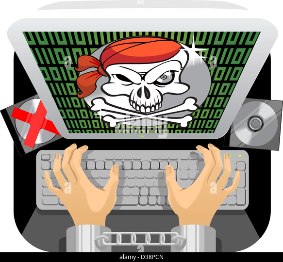 copyright law and online piracy