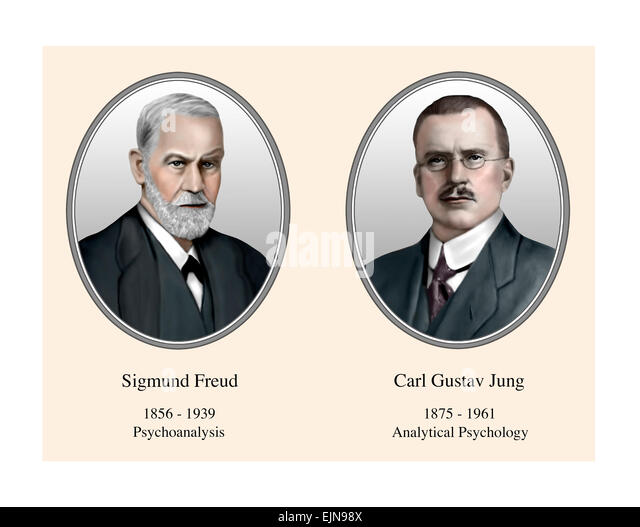 a comparison of unique approaches to personality in sigmund freud and carl jung
